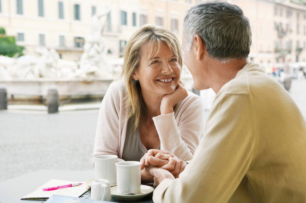 Сайты знакомства для мужчин от 50