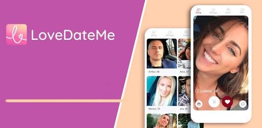 Мобильная версия сайта знакомств Lovedateme.com